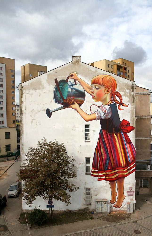 Natalia Rak-legend of giants