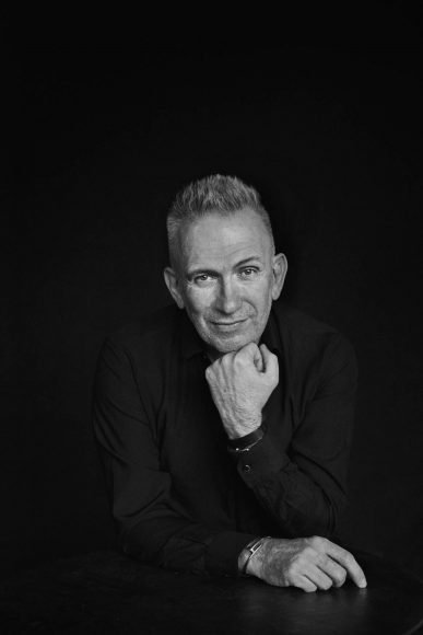 Jean Paul Gaultier par Peter Lindbergh, Paris, 2016